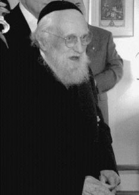 Masă rotundă dedicată memoriei Marelui Rabin Alexandru Şafran