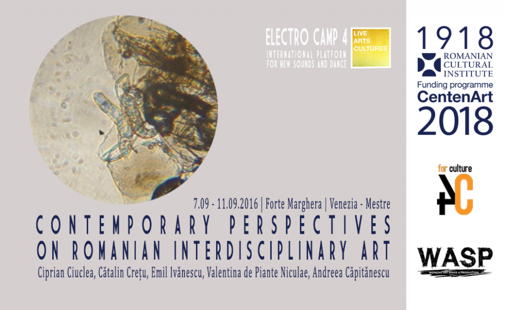 CentenArt Proiectul Contemporary Perspectives on Romanian Interdisciplinary art prezentat la  Venetia