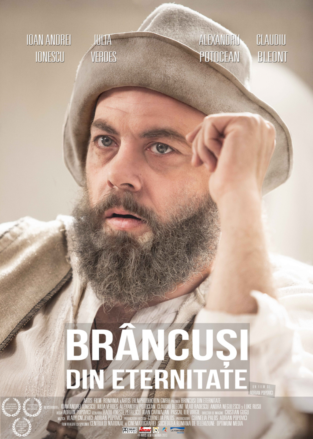 Brancusi din eternitate la Cinemateca ICR Viena