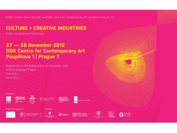 Conferinta Workshop  Culture + Creative Industries