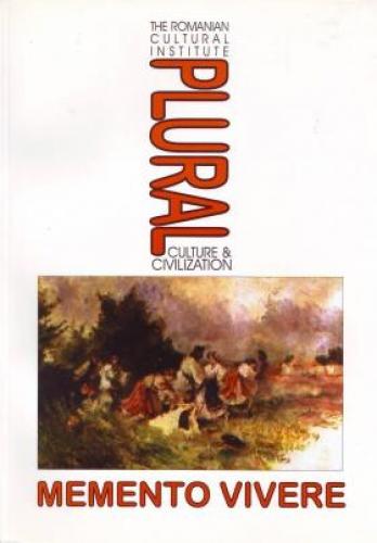 PLURAL MAGAZINE Institutul Cultural Român