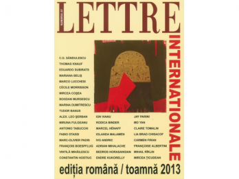 Lettre Internationale nr 87  toamna 2013