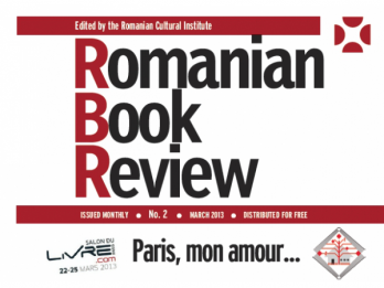 Romanian Book Review nr 2