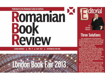 Romanian Book Review nr 4