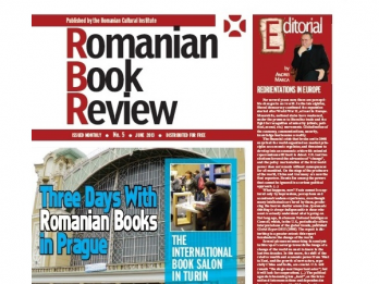 Romanian Book Review nr 5