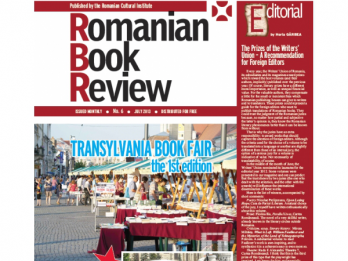 Romanian Book Review nr 6