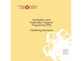 Translation and Publication Support Programme & Publishing Romania - EN, IT, ES