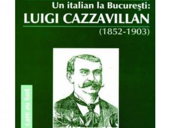 Volum dedicat personalitatii lui Luigi Cazzavillan, creatorul ziarului Universul, prezentat la Venetia